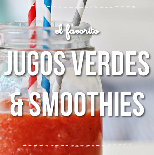 Pack Semanal Jugos y Smoothies