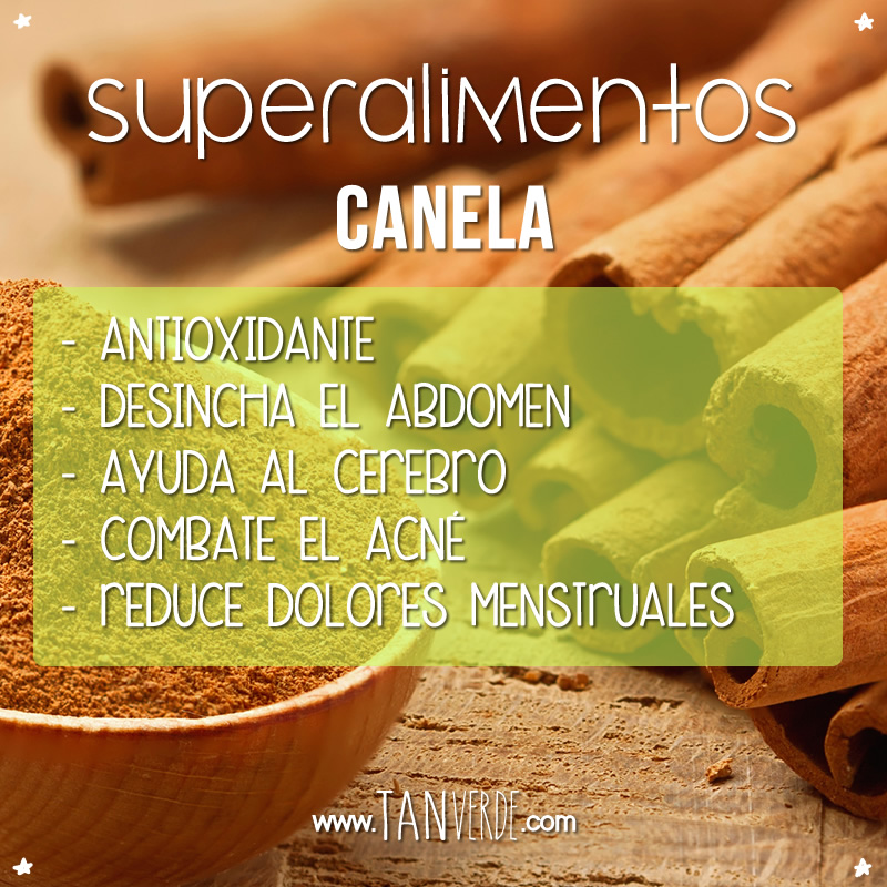 Beneficios de la Canela